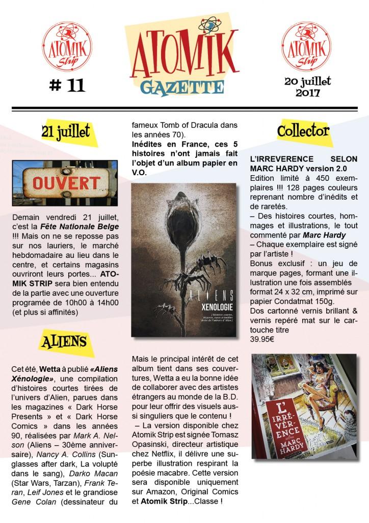 atomik gazette 11