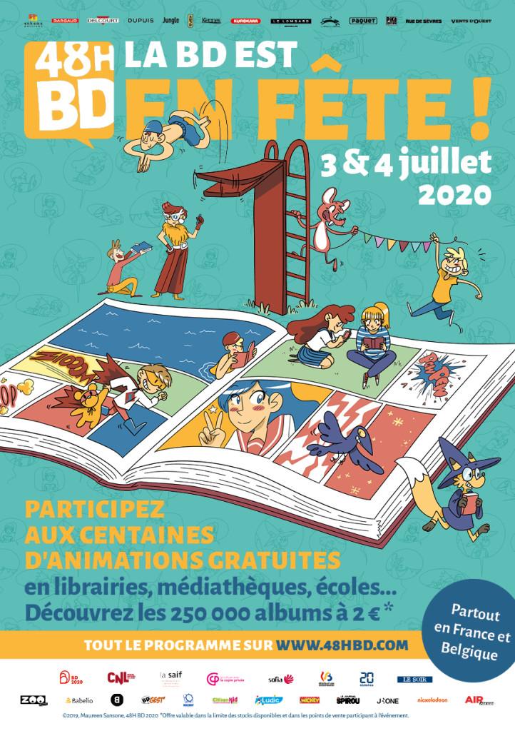 48HBD2020_48HBD_Affiche_Juillet