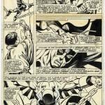 Gil Kane & Vince Coletta : Inhumans #5 (1976)