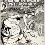 Barry Smith Conan the Barbarian #9  (Marvel, 1971)