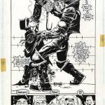 Cam Kennedy : Lobo - Unamerican Gladiators #4 p16 (1993)