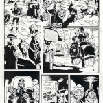 "Cam Kennedy : Judge Dredd ""Alien Town's Burning"" (2000AD) - Prog 1133 Pt1 page 2 (1999)"