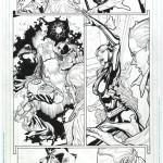 Rafa Sandoval & Jordi Tarragona : Catwoman US #15 p.11 DC 2013) - publiée en VF chez Urban Comics dans Catwoman tome 2