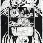 Rafa Sandoval & Jordi Tarragona : Catwoman US #23 p.3 (DC 2013) - publiée en VF chez Urban Comics dans Catwoman tome 4