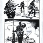 Cam Kennedy : The Reivers p.08 (DC War Stories 2003)