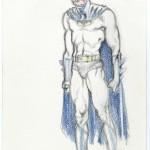 Al Severin : Batman