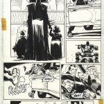 Cam Kennedy : Batman/ Judge Dredd - Vendetta in Gotham p.43 (DC 1993)