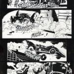 Cam Kennedy : Batman/Judge Dredd - Vendetta in Gotham p.7 (DC 1993)