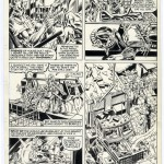 Pat Broderick & Armando Gil : The Micronauts #22 (1980)