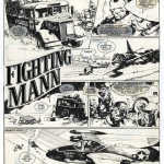 Cam Kennedy : Fighting Man p.01 (Battle Action #291 - 1980)