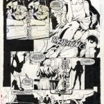 Sergio Melia : Ghost Rider vol.3 #67 (1995) - pencils by Salvador Larroca