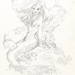 Tom Grindberg (Mermaid Study)