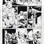 "Cam Kennedy : Judge Dredd ""Banzai Batallion"" part3 page3 (2000ad-prog1137-1999)"