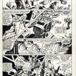 Gil Kane & Danny Bulanadi : The Micronauts #43 (1982)