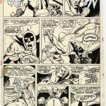 Gil Kane & Klaus Janson : Giant-Size Defenders #2 (1974)