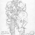 Cam Kennedy : sketch