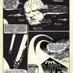 Cam Kennedy : The V.C.'s part 19 - 2000 AD prog 159 p.9 (1980)