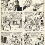 Jack Kirby & Dick Ayers : Rawhide Kid #20 (1960)
