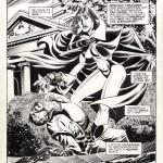 Louis Lachance & John Nyberg : Vampirella #3 (Harris) - 1991