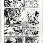 Cam Kennedy : Lobo - Unamerican Gladiators # p11 (1993)