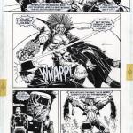 Cam Kennedy : Lobo - Unamerican Gladiators #4 p14 (1993)