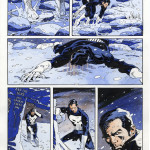 Cam Kennedy : Punisher - Blood on the Moors p.29 (Marvel - 1992)