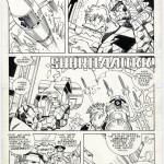 Walt Simonson : Fantastic Four #344 (1990)