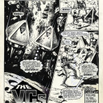 Cam Kennedy : The V.C.'s part27 page 1 (2000ad-prog-169-1980)