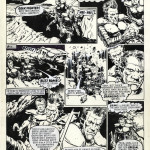 Cam Kennedy : The V.C.'s part27 page 2 (2000ad-prog-169-1980)
