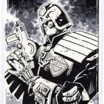 Judge Dredd by Colin Wilson