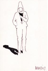 Moebius : Dédicace (?)