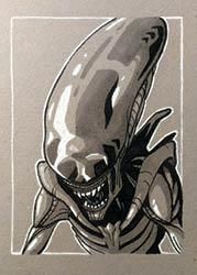 #1 Alien