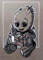 #2 Baby Groot