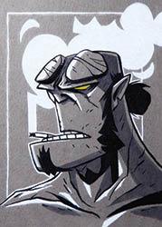 #6 Hellboy