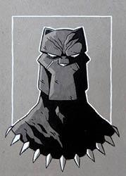 #17 Black Panther