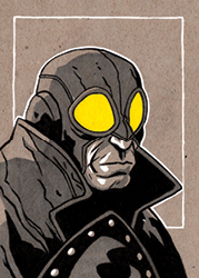 #24 Lobster Johnson