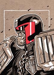 #25 Judge Dredd