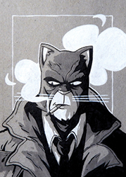 #30 Blacksad