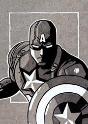 #37 Captain AMerica