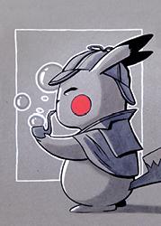 #38 Pikachu