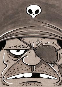#40 Pirate