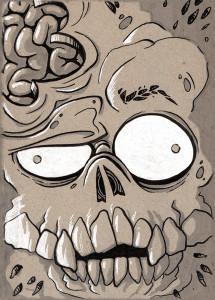 #42 Zombie 1