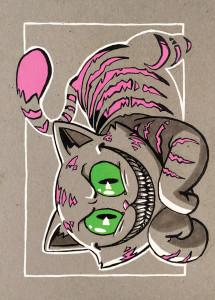 #54 Cheshire Cat