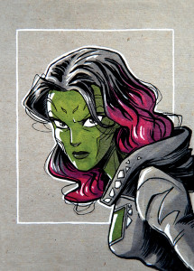 #57 Gamora
