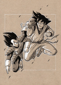 #58 Clash of the Saiyans
