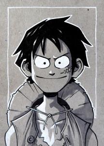 #62 Luffy