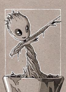 #81 Baby Groot (2)