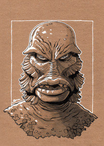 #82 Creature from the Black Lagoon