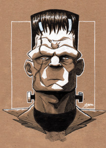 #83 Frankenstein