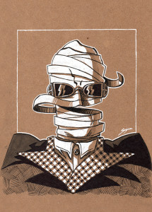#85 The Invisible Man